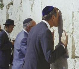 Bildresultat för george bush sr jerusalem
